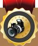 مدال طلای مسابقات عکاسی
